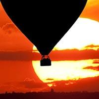 Comment fonctionne une montgolfière?